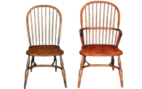 CH08 Stick Back Windsor Dining Chair
