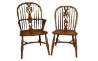 CH11 Fiddle Back Windsor Dining Chair
