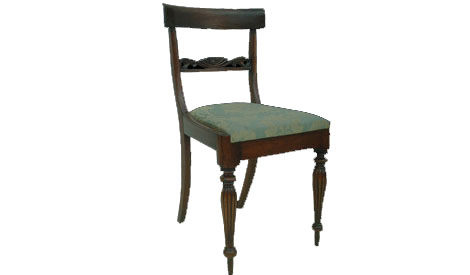 Touchwood UK CH12 Regency Dining Chair