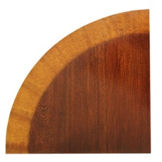 Touchwood UK light cherry cross banding