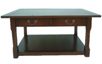 CT01 Chamfered Leg Coffee Table