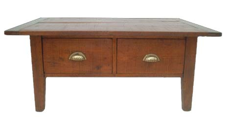 Touchwood UK CT02 Rustic Coffee Table