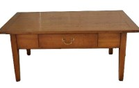 CT07 Square Tapered Leg Coffee Table