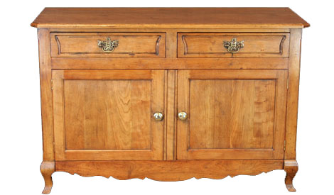 Touchwood UK D10 French Buffet Dresser Base