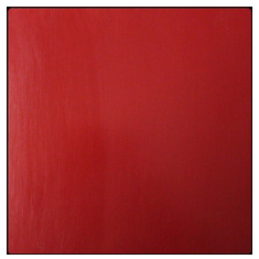 Touchwood UK Farrow & Ball Rectory Red painted finish