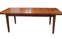 T14 Square Tapered Leg Dining Table