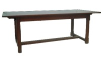 T16 Chamfered Leg Dining Table