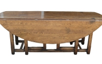 T20 Double Gate Leg Dining Table