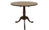 T58 Round Jacobs Side Table