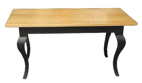 Touchwood UK WCT03 Cabriole Leg Coffee Table